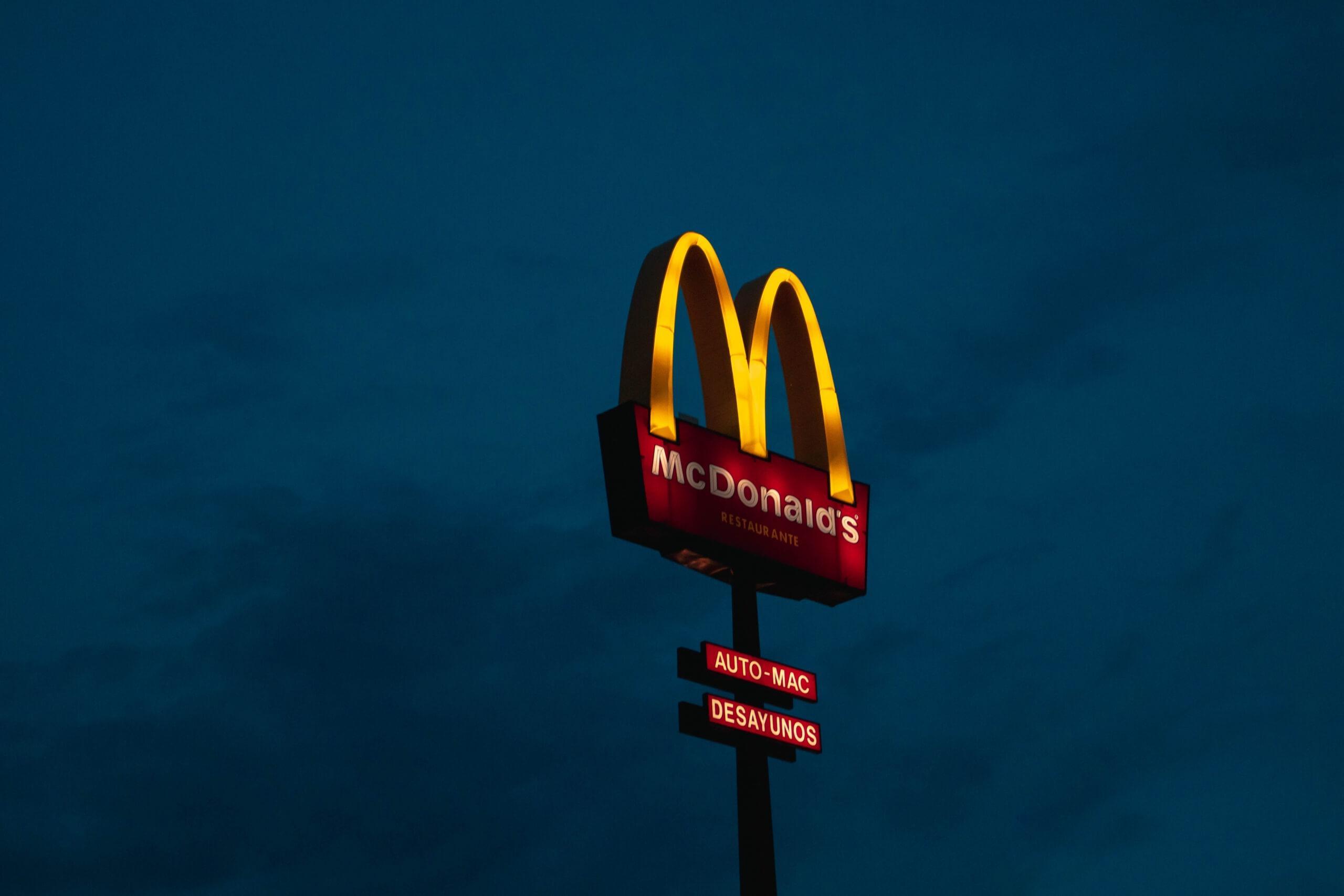 Mcdonalds leadership